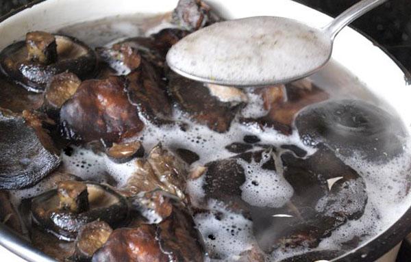 Рецепт соления черных груздей на зиму 187